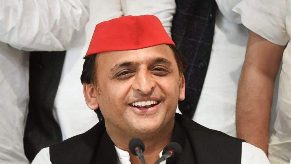 File photo of Samajwadi Party president Akhilesh Yadav