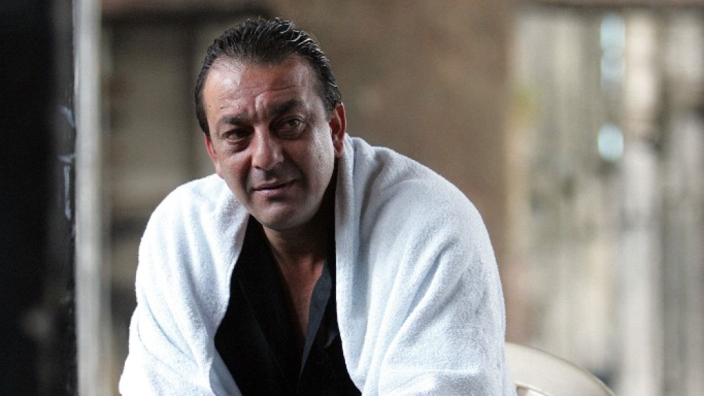 A file picture of Sanjay Dutt