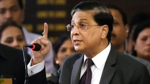 Supreme Court asks AG's help on media gag plea on CJI impeachment