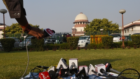 Karnataka: 'Preposterous' says SC to AG's claim on anti-defection law