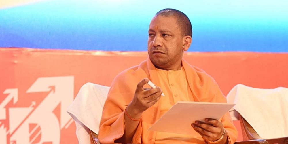 File photo of Uttar Pradesh Chief Minister Yogi Adityanath