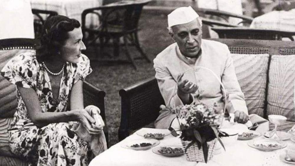 File photo of Jawaharlal Nehru