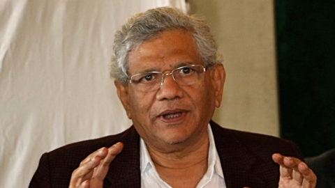 BJP-RSS using NRC, CAB to stoke communal passions, says Sitaram Yechury