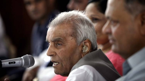Former Delhi HC Chief Justice Rajinder Sachar passes away