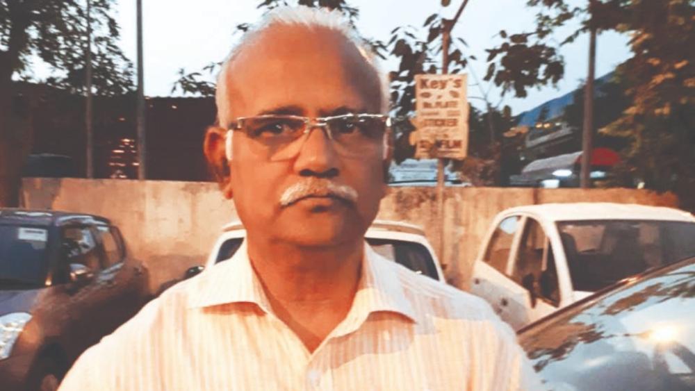 File photo of Arvind Gupta