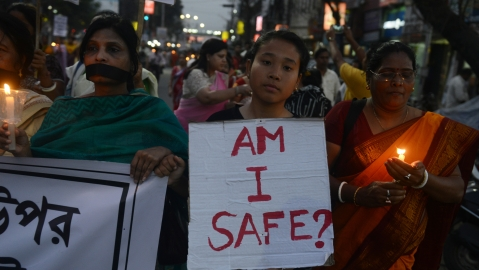 Rapes in India: We hold our honour in our vaginas