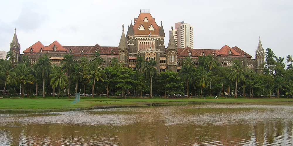 File photo of the Bombay High Court