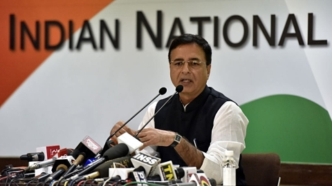 Congress accuses BJP of playing 'revenge politics' with judiciary