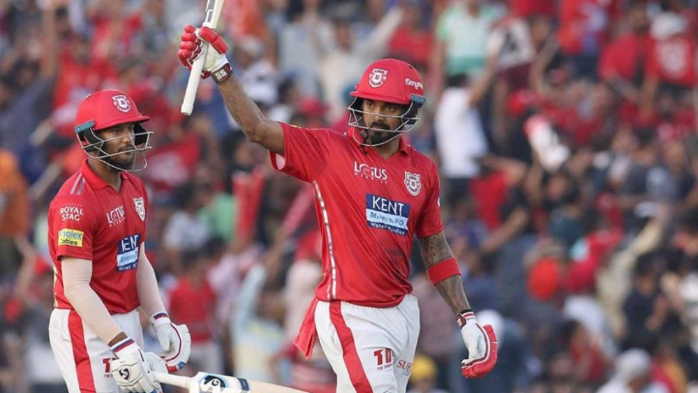 KL Rahul scored the fastest ever IPL fifty off just 14 balls against Delhi Daredevils