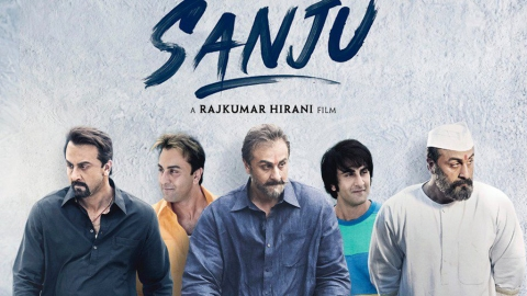 Dutt biopic 'Sanju' teaser out, Ranbir looks stunning as controversial Bollywood star