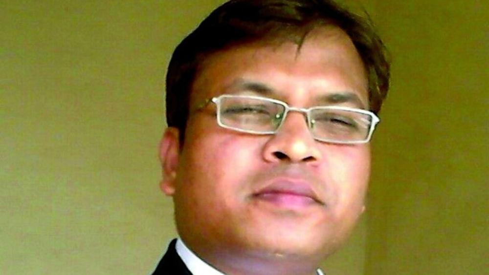 File photo of  lawyer and activist Arun Prakash
