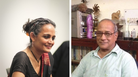 Being a poet helped me decode such narration: Manglesh Dabral on translating Arundhati Roy's book