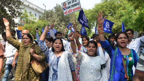 Dalit youth have no use for leaders any longer