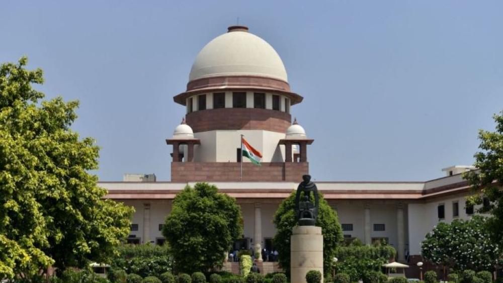 File photo of the Supreme Court in Delhi