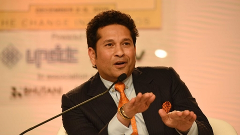 "Sachin Tendulkar interview: ""Leg-spinners have forced batsmen to think more"""