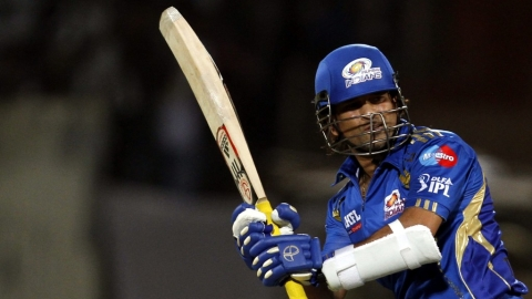 Recalling Sachin Tendulkar's IPL heroics on his 45th birthday