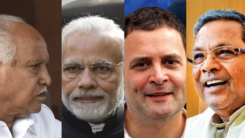 Karnataka polls: Gateway to 2019