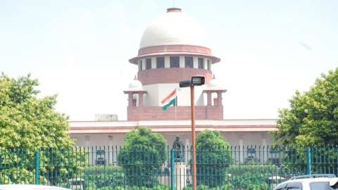 SC doesn't seem to agree that Aadhaar law is a  Money Bill