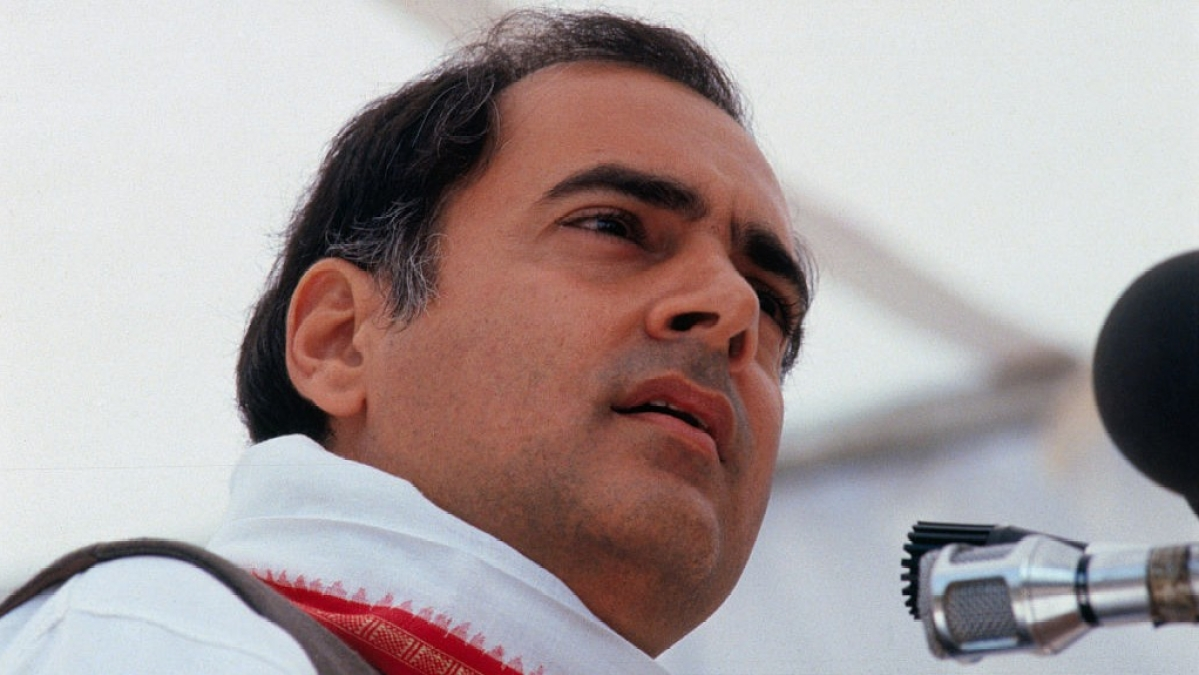 Rajiv Gandhi (1944-1991): Less than a decade in politics