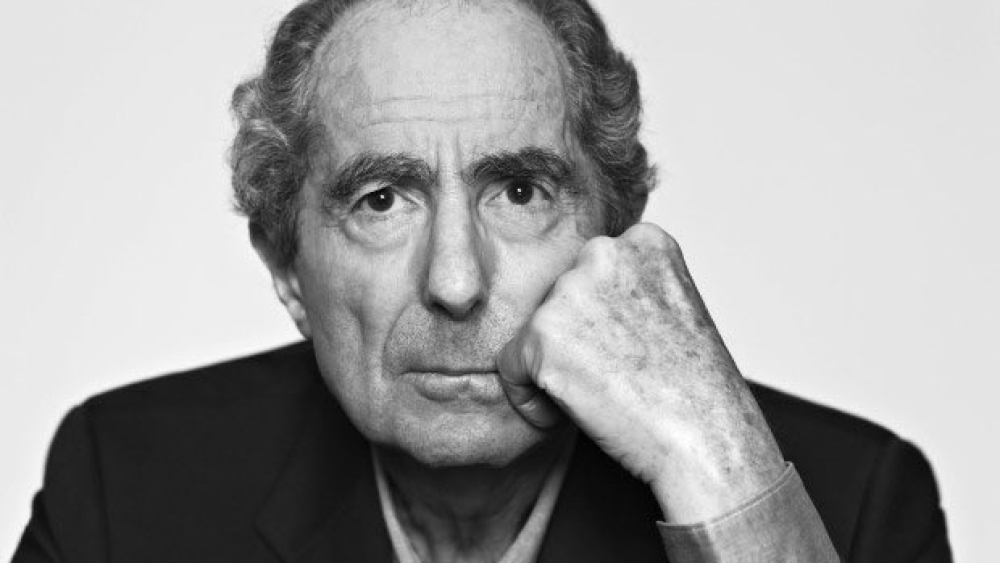 File photo of Philip Roth