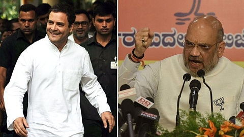 At end of Karnataka campaign, smiles in one camp, frowns in another