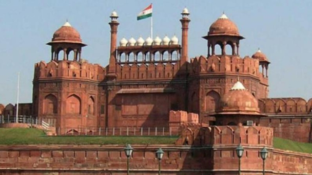 A file photo of the Red Fort