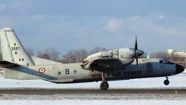 File photo of AN-32 plane