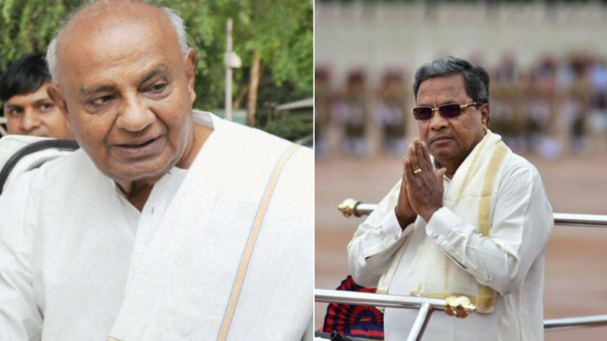 Will JD(S) back Congress, if Siddaramaiah steps aside for a Dalit CM?