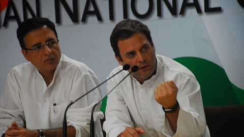 'Dictator' Modi symbolises corruption, says Rahul after Karnataka trust vote