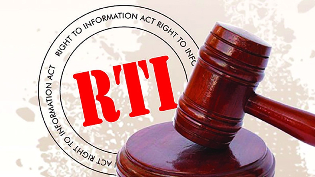 Who needs the RTI now?