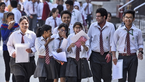 CBSE Class 12 results: Girls outshine boys once again