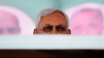 File photo of Chief Minister of Bihar Nitish Kumar