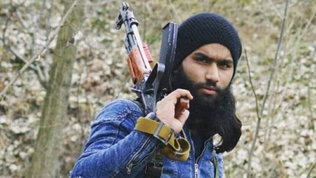Sameer Ahmad Bhat would frequently post his videos and photographs on the social networking sites in a bid to entice Kashmiri youths to join militancy.