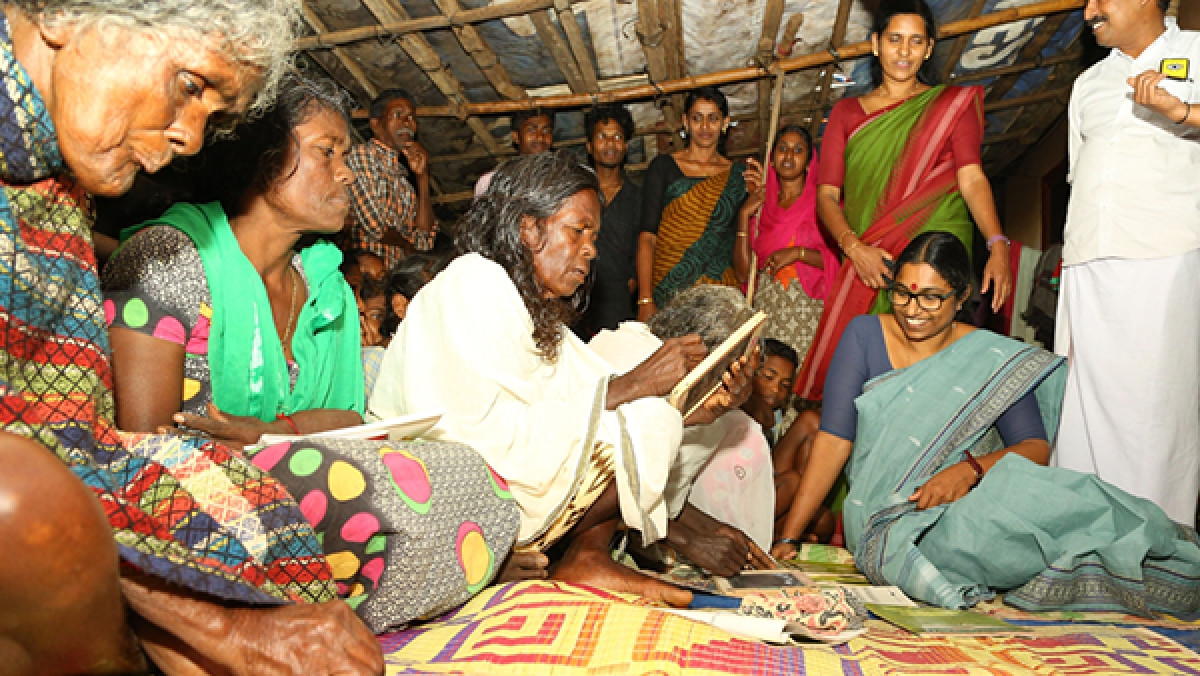 Kerala begins programme to train tribals, migrant labourers to read, write
