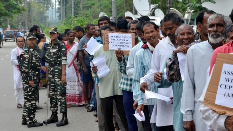 Citizenship Bill in Assam: Harsh Mander's report raises doubts over NRC