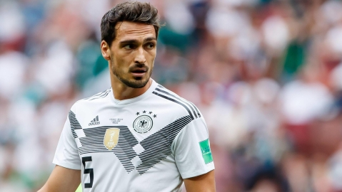 World Cup 2018: Mats Hummels to return as South Korea test looms for Germany