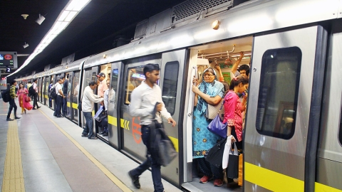 Delhi Metro's Green Line to Haryana's Bahadurgarh to start from Sunday
