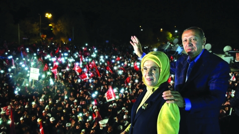 Erdogan and Turkey at the cusp of a new era