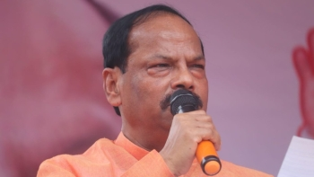 File photo of Jharkhand Chief Minister Raghubar Das