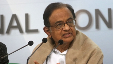Chidambaram: People will pay for this government's follies