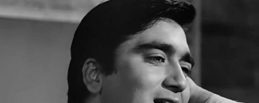 A file photo of the late actor Sunil Dutt