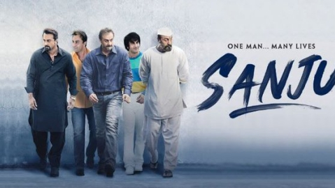 Is the snoring politician in Sanju who we think he is?