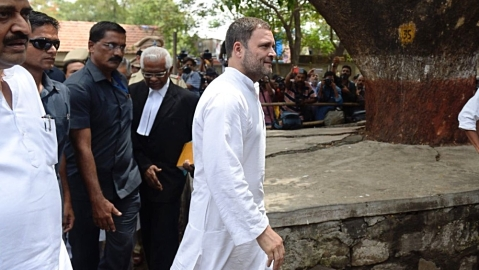 Rahul Gandhi: Let BJP-RSS slap as many cases as they want, we will win