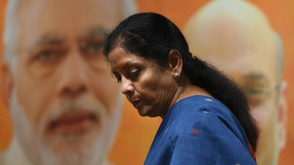 Union Defence Minister Nirmala Sitharaman (file photo)