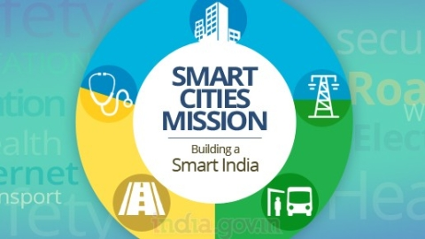 Only 8 Of Pm S 2 3 Lakh Cr Smart City Mission Complete Only 8