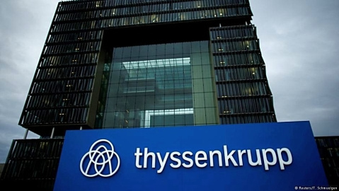 Thyssenkrupp agrees to Tata Steel merger