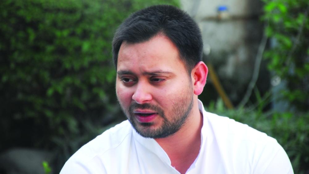 File photo of Tejashwi Yadav