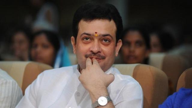 File photo of Bhaiyyuji Maharaj