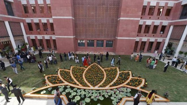 File photo of BJP headquarters
