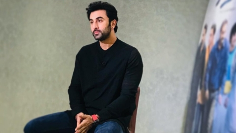 On Father's Day Ranbir Kapoor expresses his desire to play full-fledged role of father